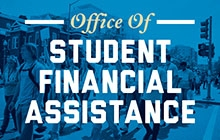 Graphical link to the Office of Student Financial Assistance