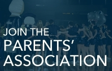 Graphical link to join the Parents' Association Listserve